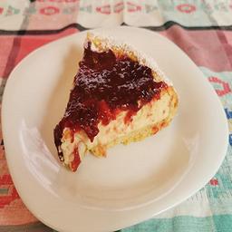 Porción Cheese Cake de Frutos