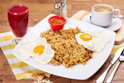 Desayuno Costeño