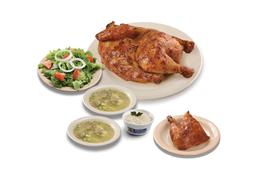 Medio Pollo y Cuarto Gratis