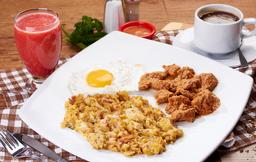 Desayuno Montubio