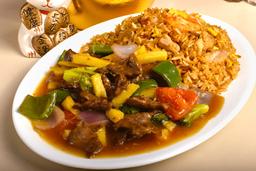 Chaulafán Asia/Lomo Chino