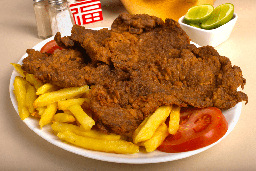 Carne Apanada