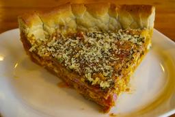 Pizza Alta Affumicata