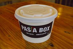 Pasta Box de Champiñones