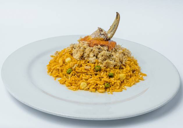Arroz con Cangrejo