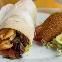 Combo Shawarma Mixto