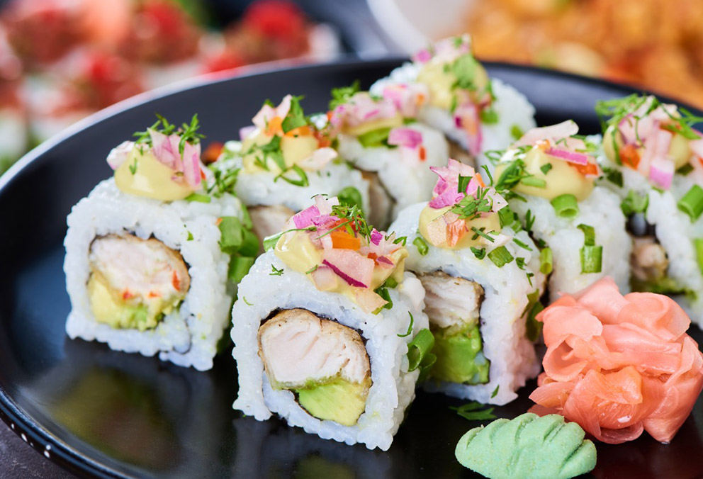 Signature Mexican Roll