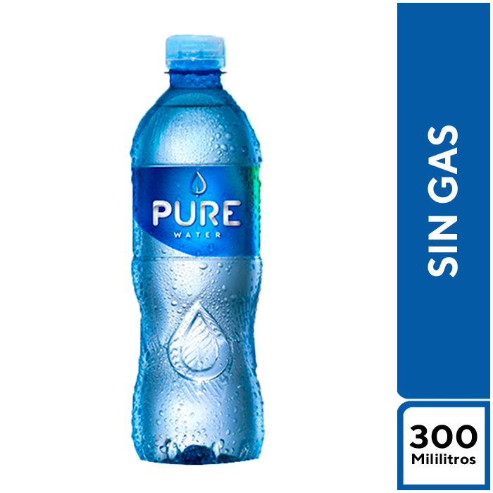 Pure Water Sin Gas 300 ml
