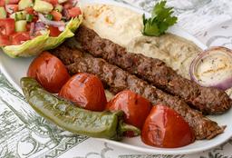 Kebab al Carbón