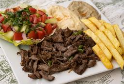 Plato Shawarma de Carne