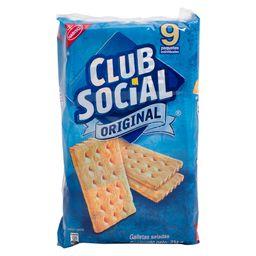 Galletas Saladas Club Social 234 G