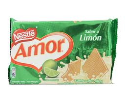 Wafer Amor Sabor Limon