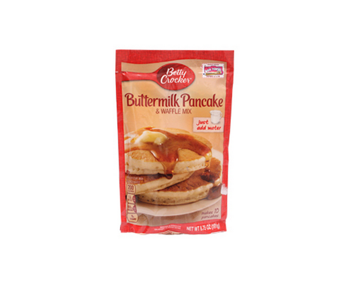Buttermilk Pancake Betty Crocker Waffle Mix 6.75 Oz.