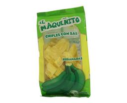 Chifle Natural El Maqueñito Con Sal