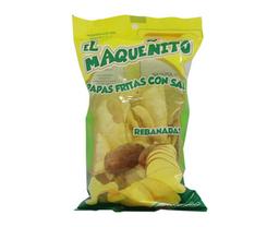 Papas Fritas El Maqueñito Con Sal 40 g