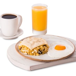 Desayuno Tigrillo