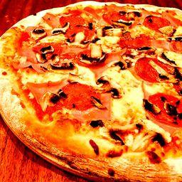 Pizza Sivigliana