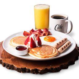 Desayuno Canadiense