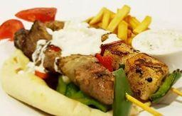 Shish Kebab Mixto