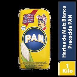 Harina P.A.N. Harina Precocida De Maiz Blanco 1Kl