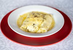 Cannelloni Rellenos de Pollo