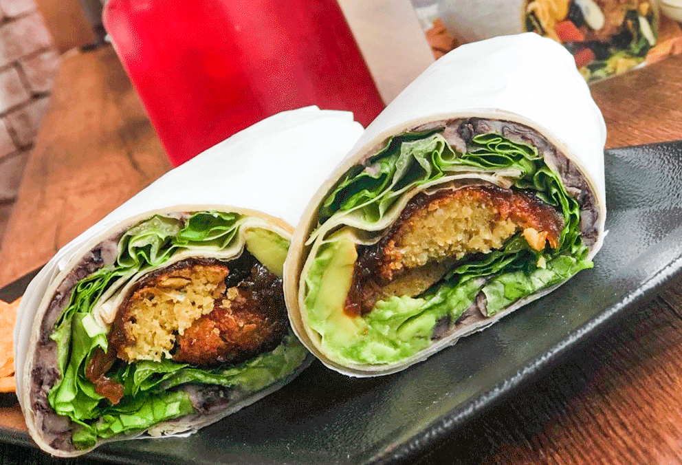 Wrap Vegan