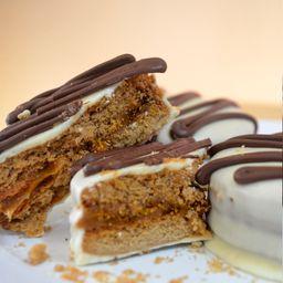 Alfajores (Cubierta Chocolate Blanco)