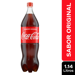 Coca-Cola Sabor Original 1.14 L