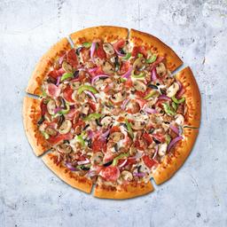 Pizza Súper Suprema Familiar