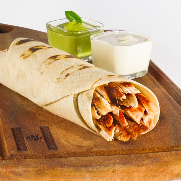 Shawarma Pollo sin Vegetales