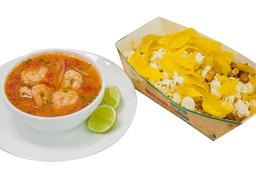 Combo Ceviche de Camarón Jr.