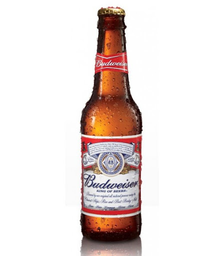 Cerveza Importada Budwiser