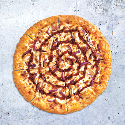 Pizza Suprema Chicken BBQ Familiar