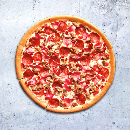 Pizza Meat Lover´s Familiar