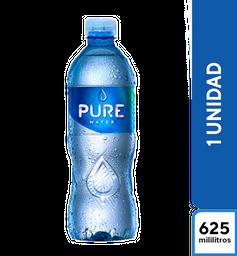 Agua Sin Gas Pure Water 625 ml