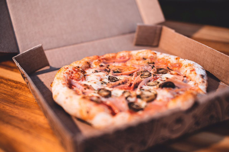 Pizza la Más Vendida