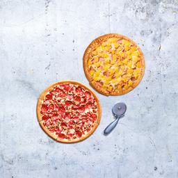 2 Pizzas Lover´s Mediana