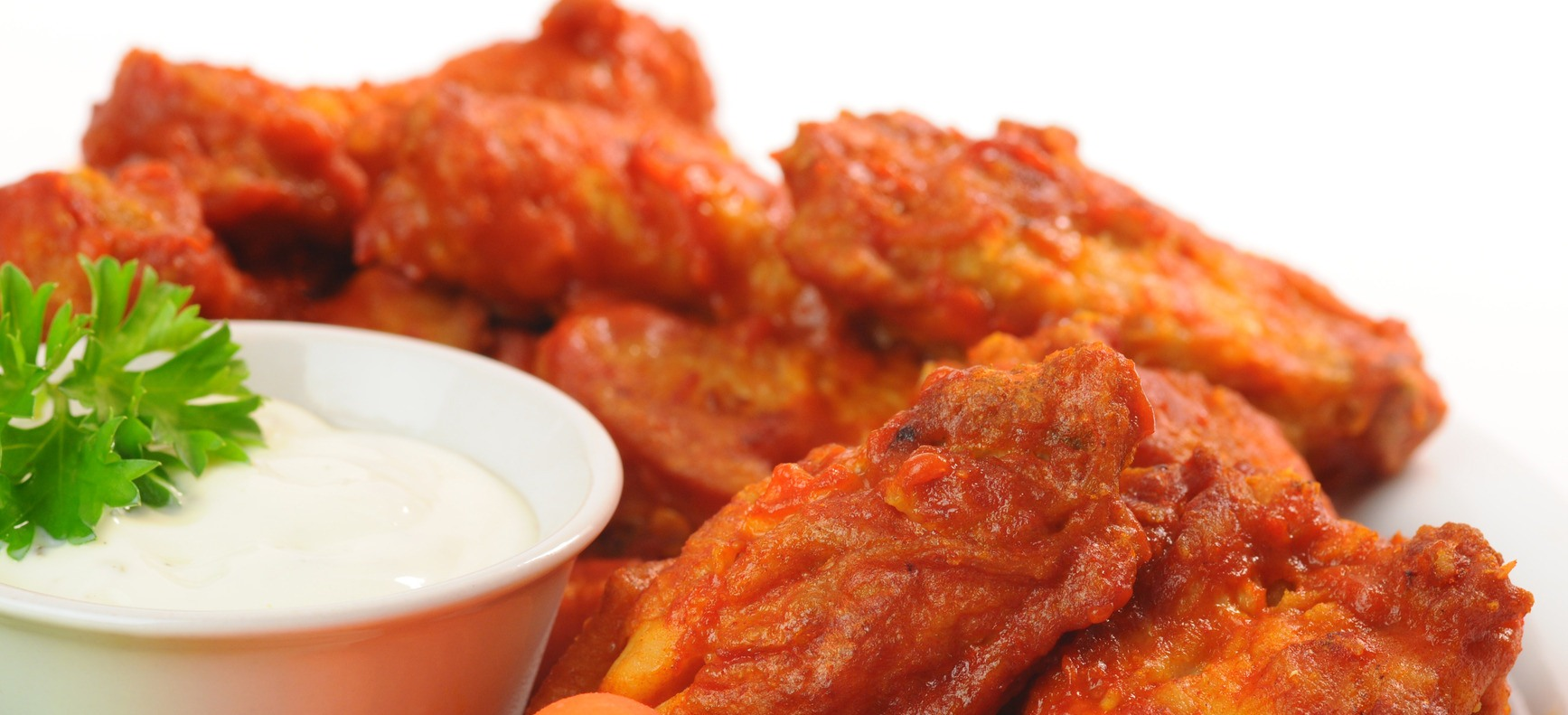 15 Hot Wings