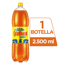 Gaseosa Colombiana 2.5 Lt
