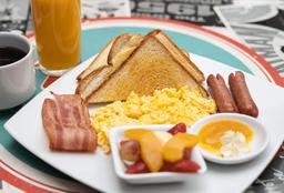 Desayuno Capitán América