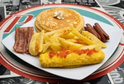 Desayuno Elvis Presley