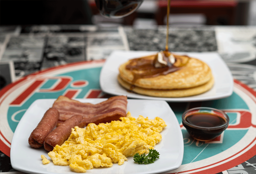 Desayuno Woody Allen