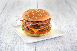 Combo Hamburguesa de Lomo Premium