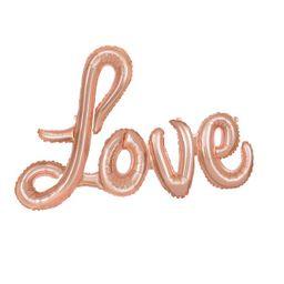 Globo Love Rose Gold