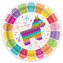 Plato Fuerte Fiesta Mexicana (8 U.)