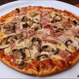 Promo Pizza Chorizo