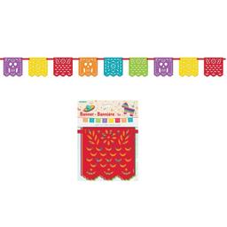 Banderines Fiesta Mexicana
