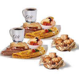 Combo Desayunos