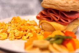 Desayuno English Muffin