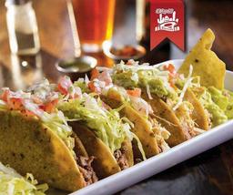 Tacos Duros Chorizo